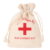 Survival Kit First Aid Party Storage Supply Emergency Kits Cotton Linen Bag