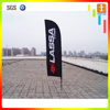 Ground opening free standing feather banner, swooper flags teardrop flags