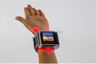 free Shipping laser Medical spa LASPOT laser watch to boost immune system