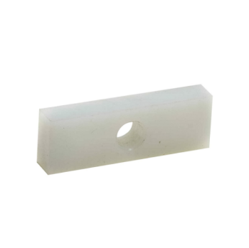 UHMW Plastic Blocks For Machining UHMWPE CNC Parts