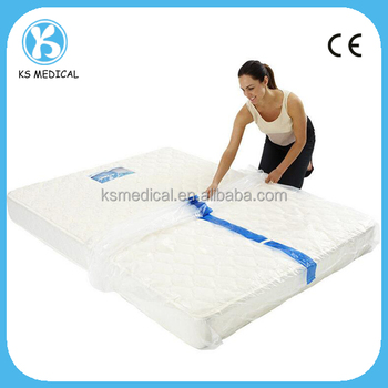 Mattress Plastic Cover Protector Storage Moving Bag