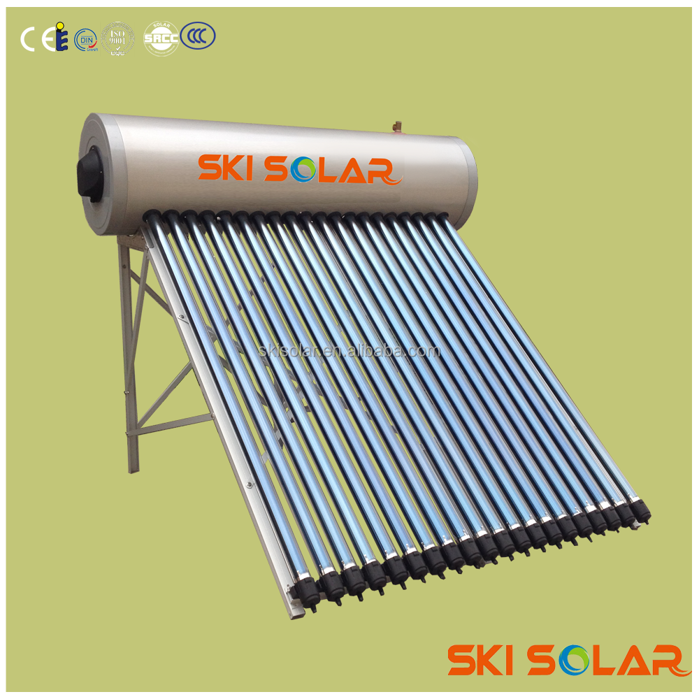 Hot Selling Pressurized Solar Heater China Solar Water