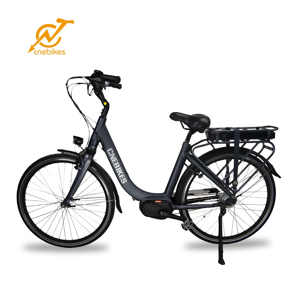 36v 10ah li-ion battery supply city ebike with mid drive motor