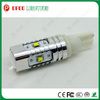 T10 w5w led bulb, high power 25w cree t10 w5w led bulb
