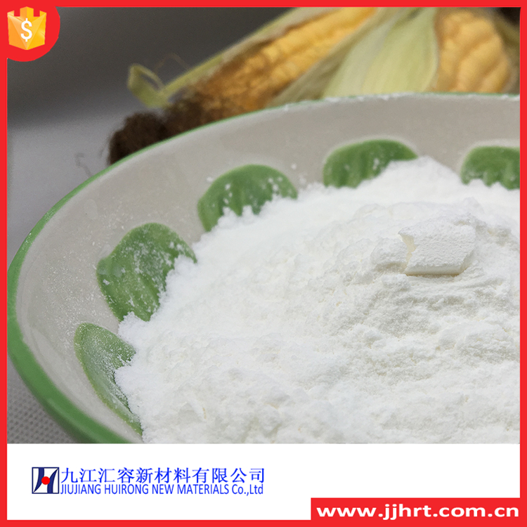 white cationic color corn starch with price