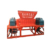 Double shaft shredder price / pet bottle crusher machine / industrial paper crusher