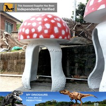 MY Dino-J20 Kids playground large mushroom decorations