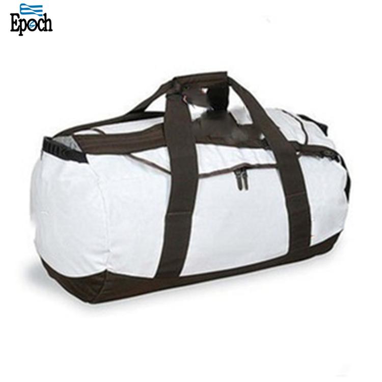 Vente chaude premium qualité conception simple raffiné sac de voyage durable avec la grande capacité