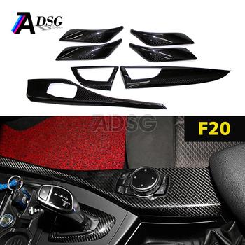 Auto Parts Real Carbon Fiber Interior Trims Fit For Bmw F20 F21 F22