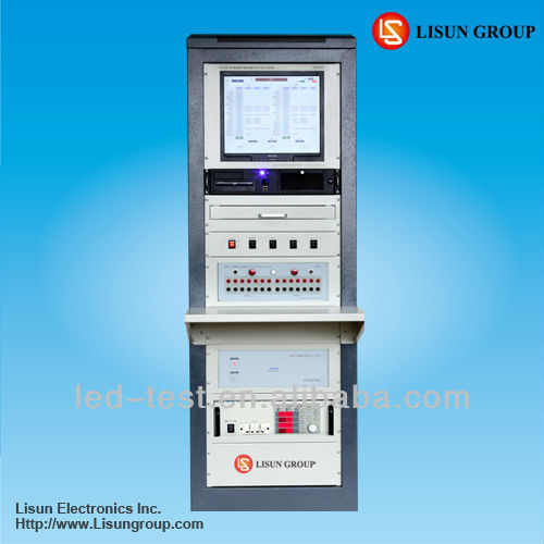 ATE-2 IEC62384 LED POWER DRIVER AUTOMATIC TEST SYSTEM WITH SIMPLIFIED OPERATION