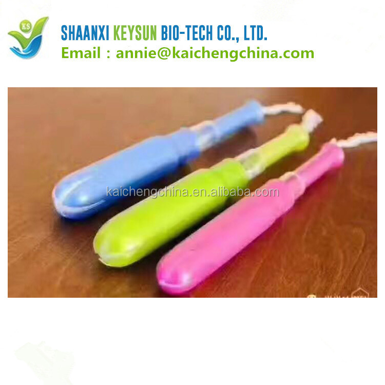 OEM Factory price New herbal tampon clean point, vaginal using tampons for sale