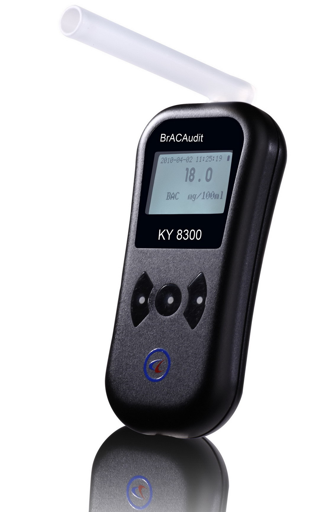 Алкоголя в выдыхаемом воздухе концентрация детектор KY8300 быстрая ручной осмотр инструмент вина № 3 электрохимические