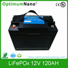 Hot Selling Lithium Iron Phosphate 12V 120Ah Battery