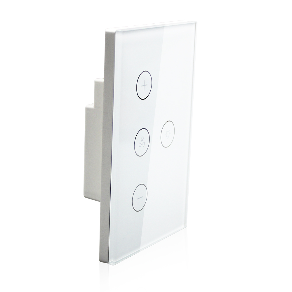 Tuya Smart Home Remote Control Smart WiFi Switch for Fan