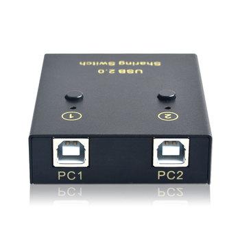 2 Port Usb 20 Switch USB Device Sharing Hub Manual