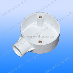 Plastic Conduit Fitting 20mm 25mm Stop End Box