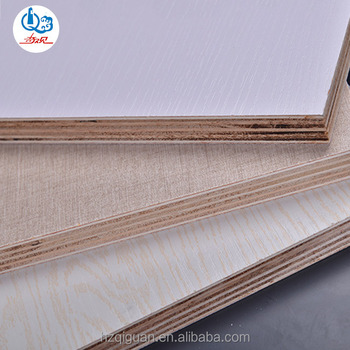 Merveilleux Melamine Paper Laminated Plywood/MDF/Particle Board For Furniture