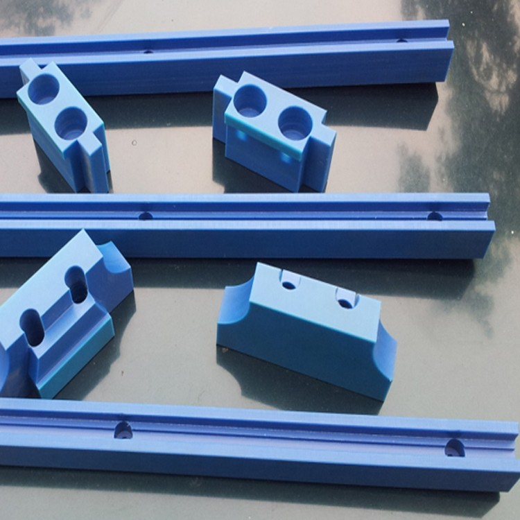Customized UHMWPE Plastic Extrusion Profile