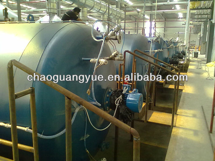 Autoclave For Tires Specialized in Manufacturing