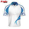 Sportswear Official Pakistan Cricket Jersey Fit size design full sublimation cricket polo shirt