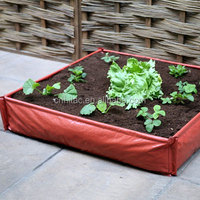 Outdoor Patio Vegetable Planter, Vegetable Planter Growing Bag For Garden Planting