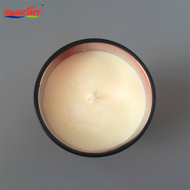 Wholesale Acrylic Handmade Hand Held Home Traditional Glass Candles