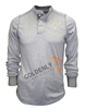 hot sale 100% cotton high quality L/S polo t shirt for men