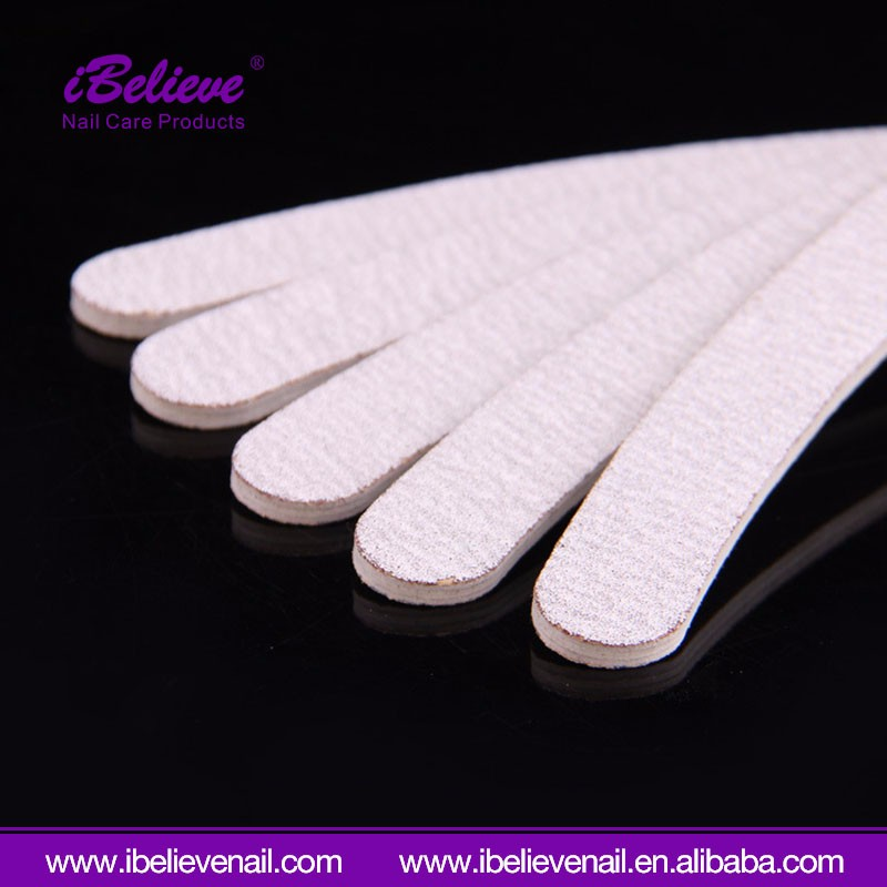 Professional Nail Art Tool Personalized Wholesale Zebra Nail Files