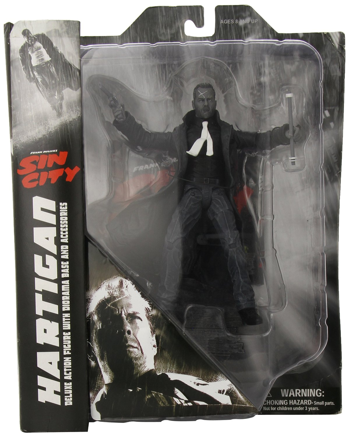 Diamond Select Toys Sin City Select: Hartigan Action Figure