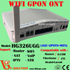 WIFI NetWork Router 4GE Ethernet 2VoIP Port GPON Equipment