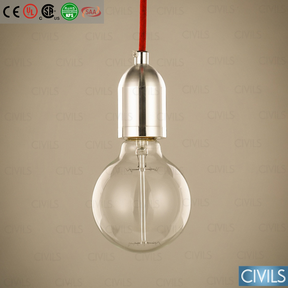 Modern Idle Max Single Pendant Lamp