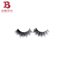 Luxury real mink fur artificial mink lashes