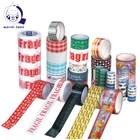 Custom Opp Bopp Adhesive Acrylic Package Tape Carton Sealing Shipping Packing Tape With Logo Color Printed