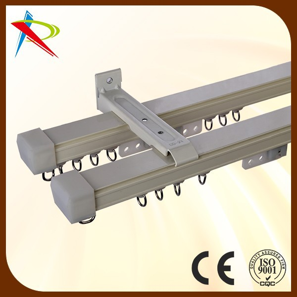 Curtain runner plastic curtain wheel curtain track runners