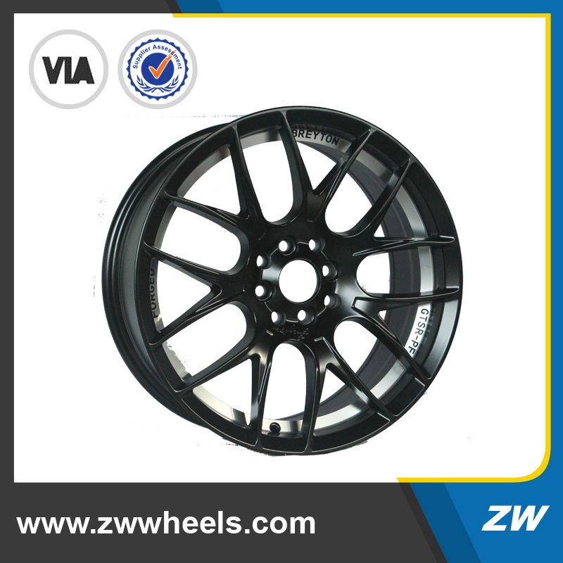 ZW-XJ151 New design <strong>alloy</strong> wheels rims for sale, 17 inch 5x114.3 rims