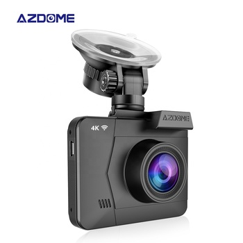 Hot Sales M06 2.35 inch LCD 4k Ultra HD Dash Cam Built-in GPS And WiFi