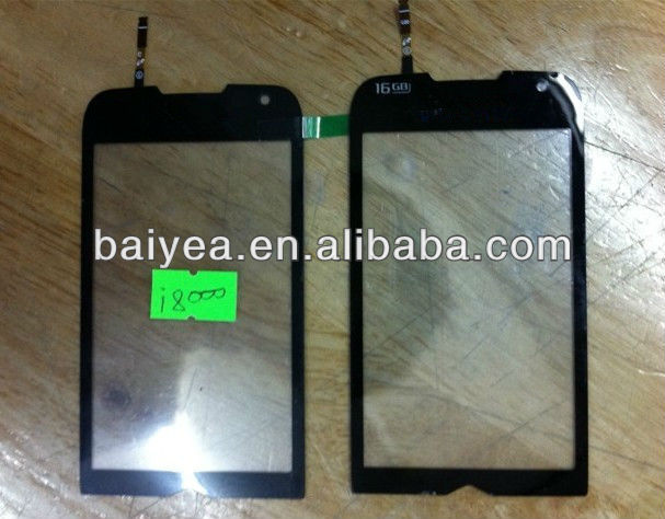 OEM new for Samsung I8000 Omnia II digitizer touch screen parts