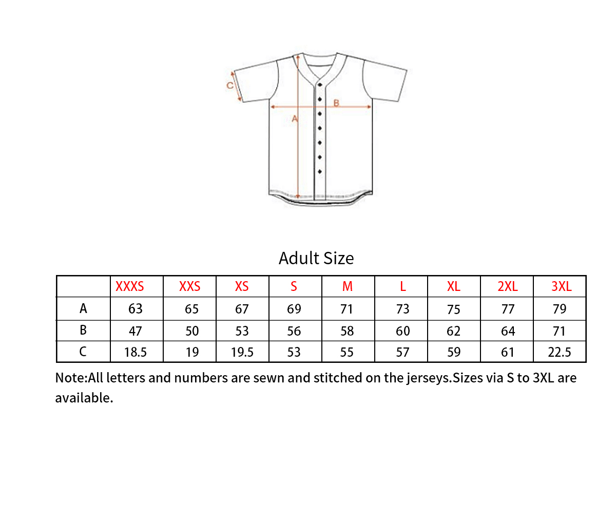 Custom groothandel 100 polyester unisex blank baseball jersey in China