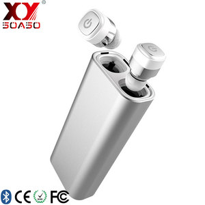 W/2100Mah Universal Power Bank Charging Box Ipx7 Waterproof Bluetooth V4.2 Tws Mini Headset Earphone