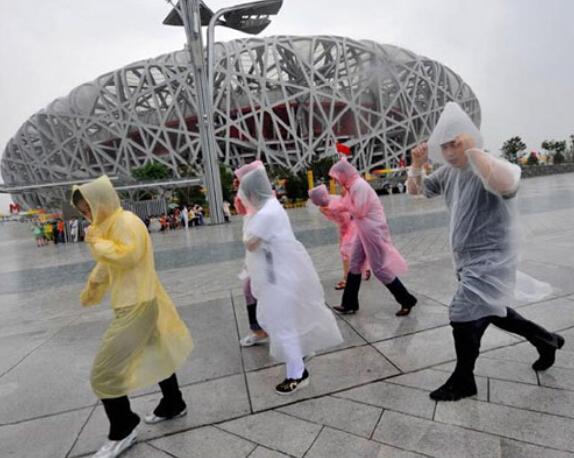 Женщины плащ одноразовый пончо пару дождевики / непромокаемый плащ 10 кусочек / много