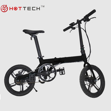 Hottech New Design Lithium Battery Foldable Electric Bicycle with 36V 250W Motor HYEB16F