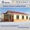 Hot Sale!! new design elegant prefabricated residential house quick assembly modular house