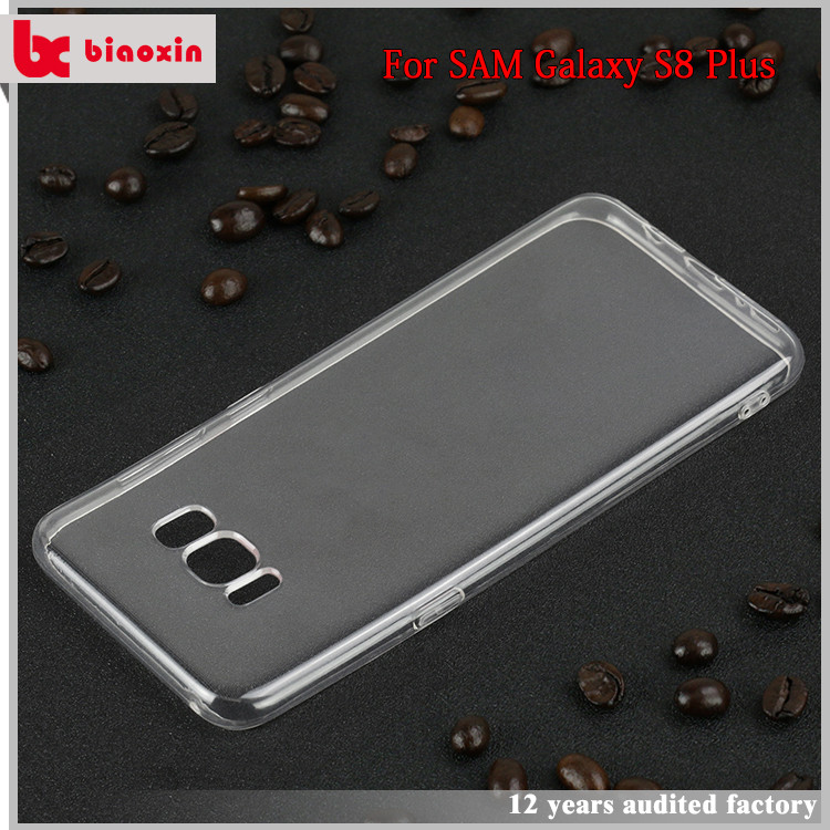 Alibaba newest fashional quality tpu mobile phone case for samsung s8,quality for samsung galaxy s8 tpu pc phone case