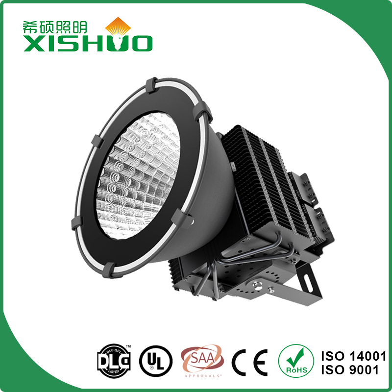 Aluminum IP65 waterproof UL DLC TUV listed AOK UFO 500W led high bay light