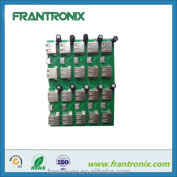 high frequency Hasl usb charger 94v-0 circuit board pcba