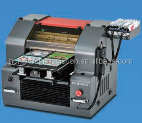 PST JET 250 UV printer A3 SIZE LED UV printer from KOREA