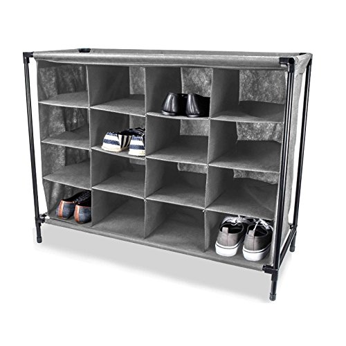 Get Quotations · Shoe Storage Cubby Unit - Best in Your Hallway Entryway Closet or Foyer -  sc 1 st  Alibaba & Cheap Fabric Storage Unit find Fabric Storage Unit deals on line at ...