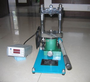 Portable Rock Point Load Tester/Point Load Testing Machine