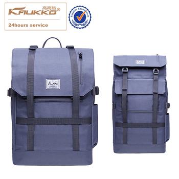 7da5fc5001b6 Guangzhou Huadu Biaozhi Kaukko Handbag Factory - Canvas Backpack ...
