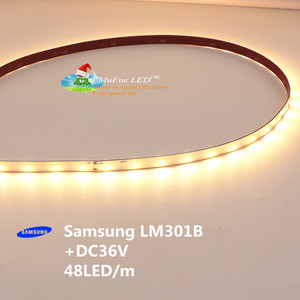 Lm301B samsung dimmable led cabinet light barled kitchen light f001 series with dimmable switch 36v